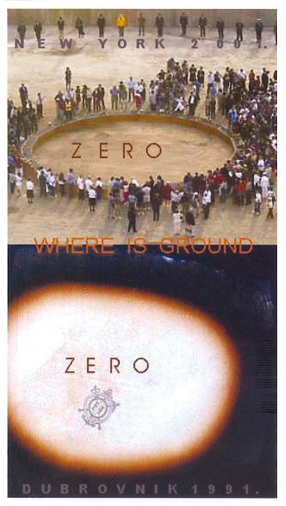 """Where is Ground Zero?"", 2003."