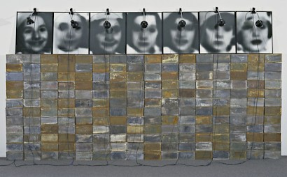 Christian Boltanski, The Storehouse , 1988.