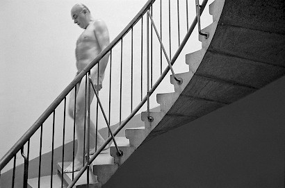 ViGo, Nude descending and ascending, 1990 photography series