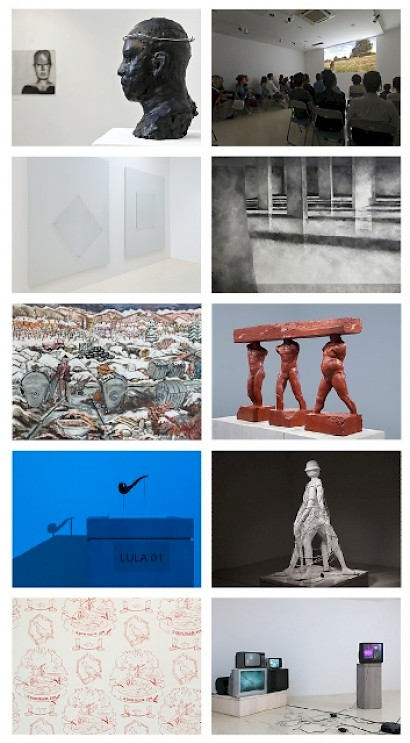 Tuesdays at the Gallery - Fast Forward III, catalogue