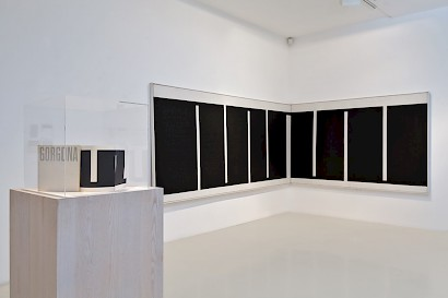 JULIJE KNIFER // Uncompromising, installation view, Museum of Fine Arts Split, 2015