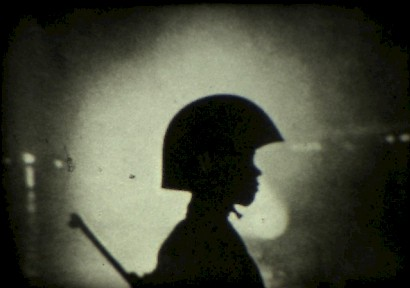 "Five, 1965, 8'30"", still frame"