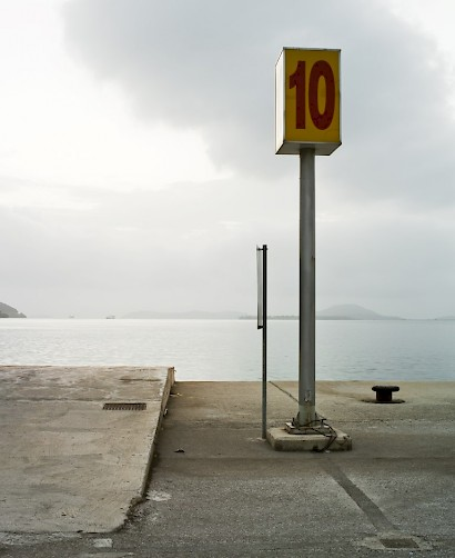 Eva Leitolf, Igoumenitsa Ferry Port, Greece, 2011